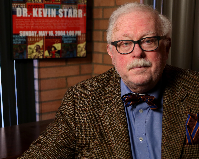 Kevin Starr, Special Advisor