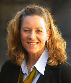 Karin Huebner, Faculty Fellow