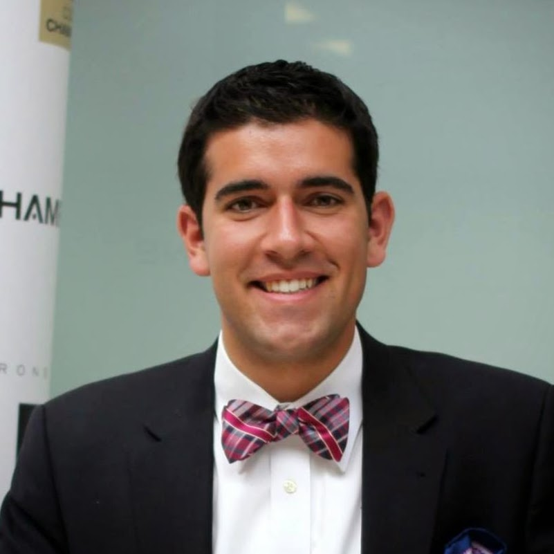 Nathaniel Haas, Undergraduate Student Fellow