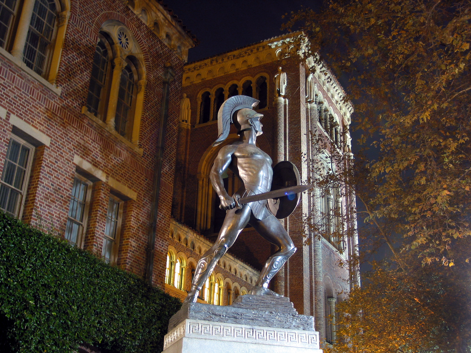 Usc Campus Wallpaper